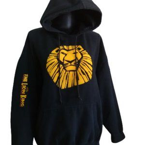 VTG 90s The Lion King Broadway Musical Hoodie (XL)